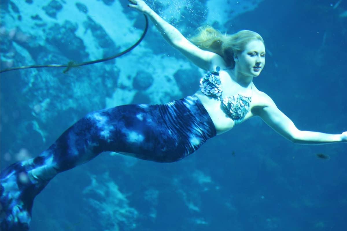 Mermaids of Weeki Wachee, Weeki Wachee, Florida