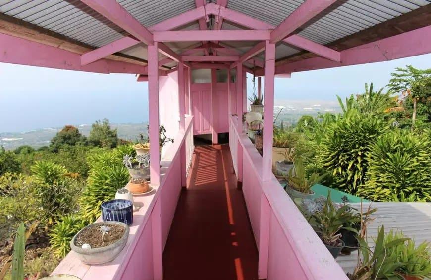World's Most Scenic Urinal, Kealakekua, Hawaii