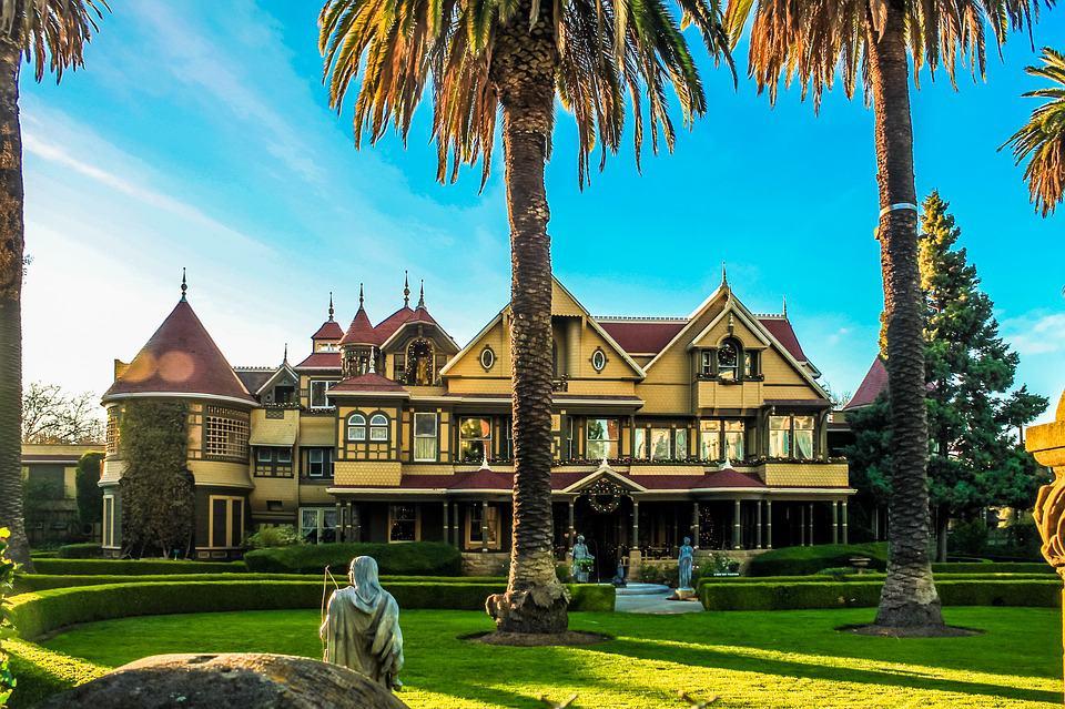 Winchester Mystery House, San Jose, California