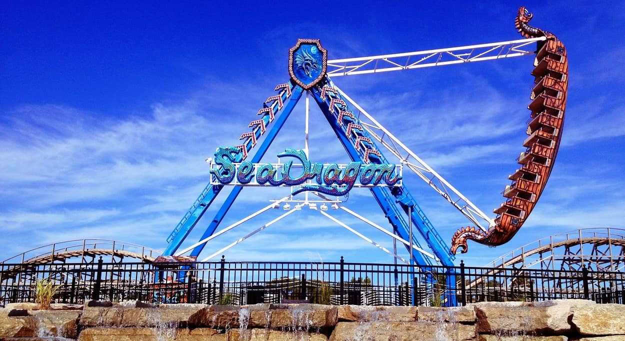 Bay Beach Amusement Park, Green Bay, Wisconsin