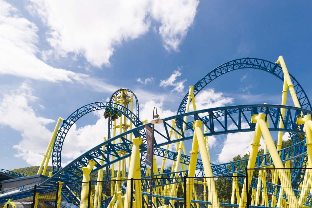 Knoebels Amusement Resort, Elysburg, Pennsylvania