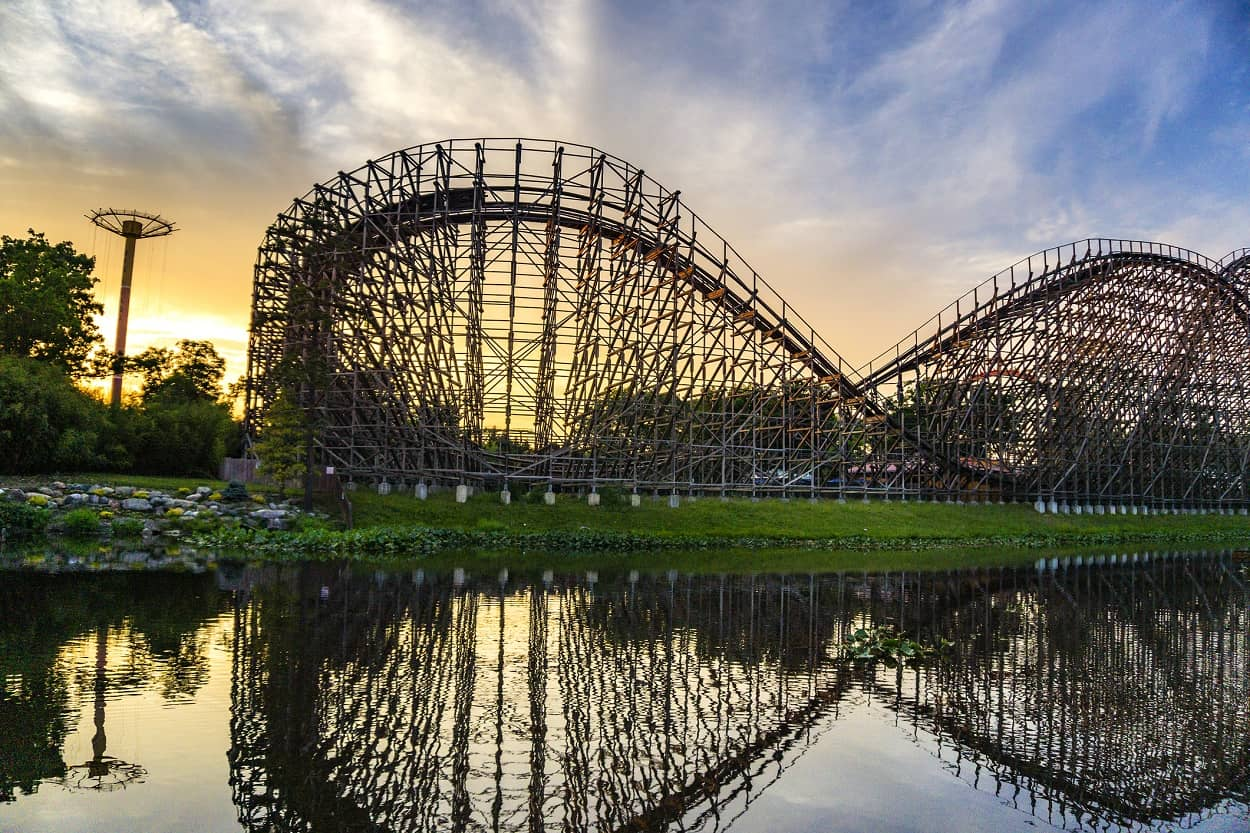 Six Flags Great Adventure, Jackson, New Jersey