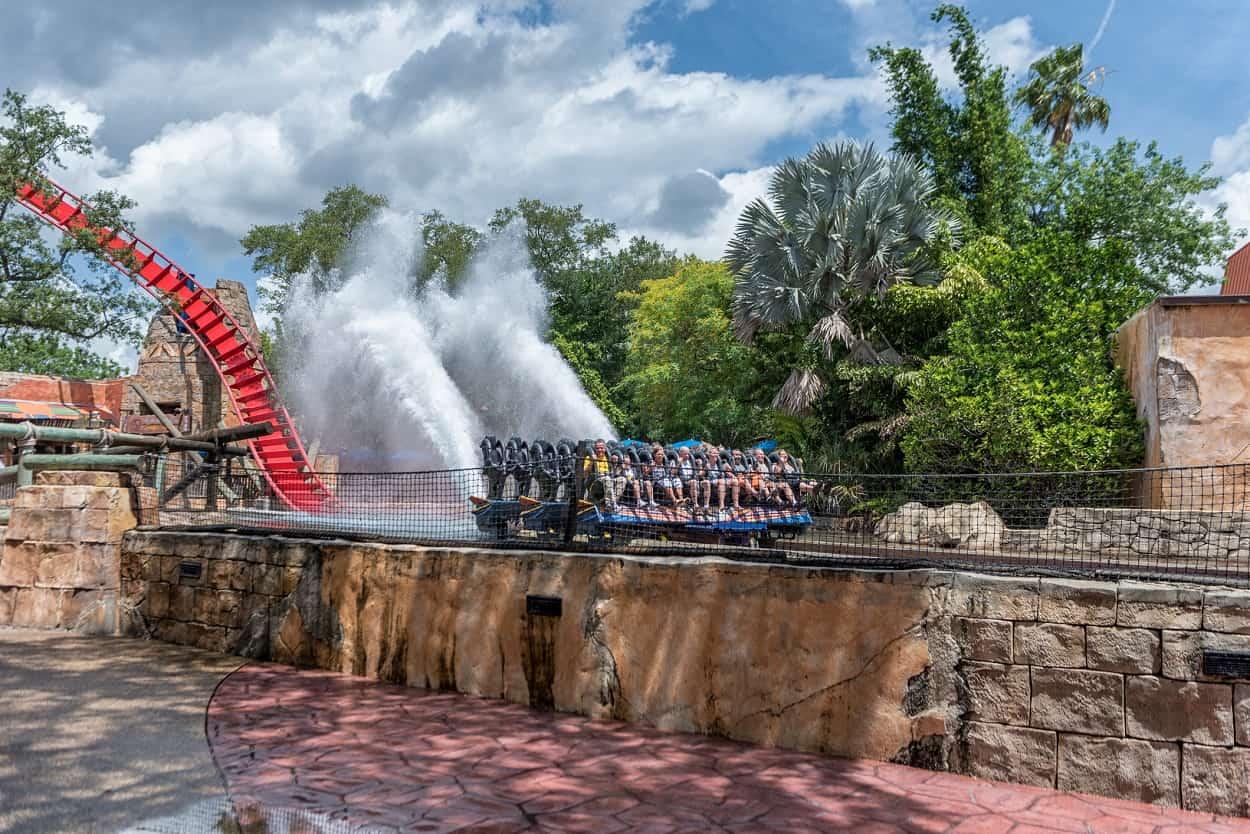 Busch Gardens Tampa Bay, Florida