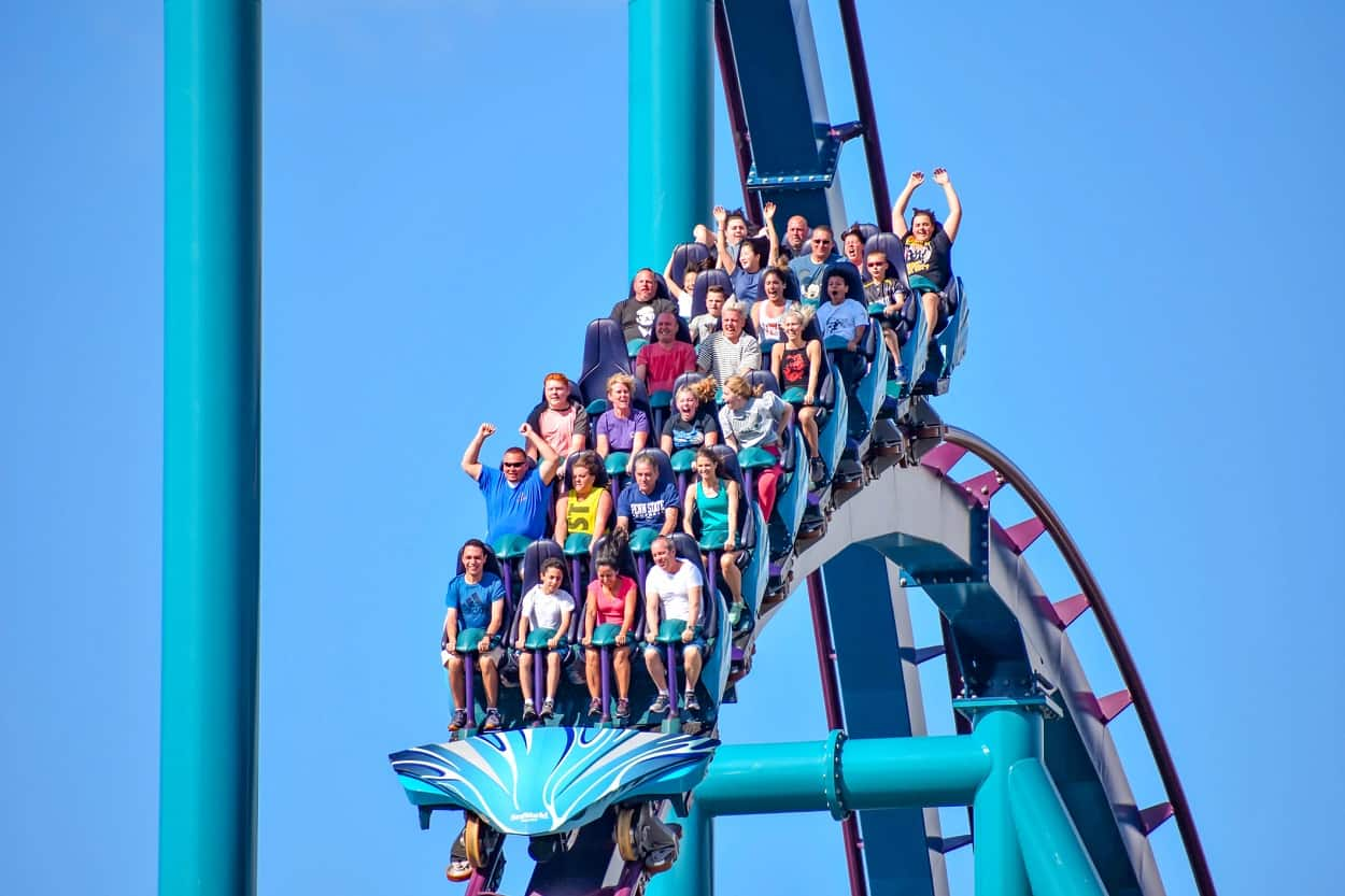 SeaWorld Orlando, Orlando, Florida