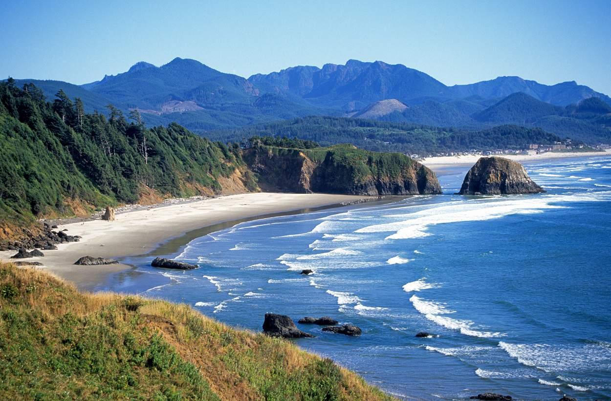 Cannon Beach, Cannon Beach, Oregon