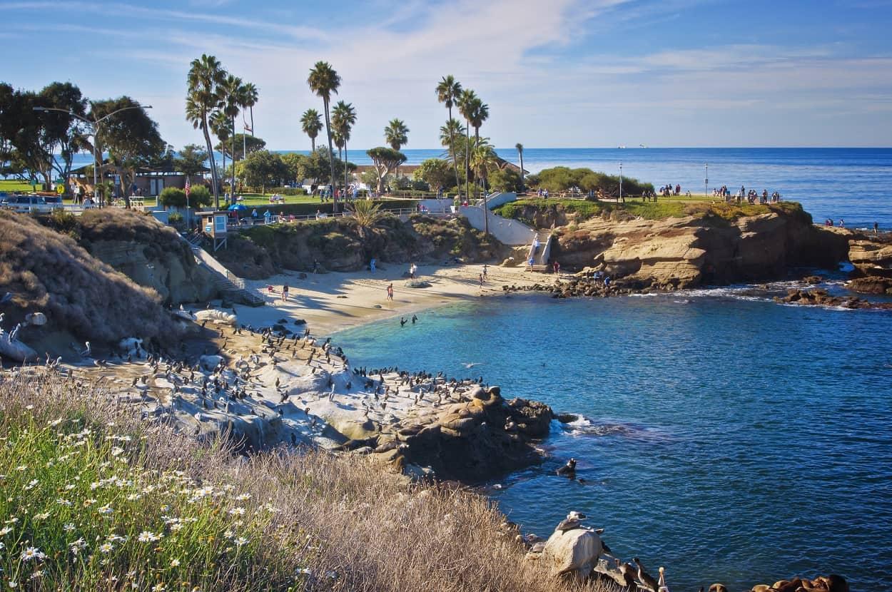 La Jolla Cove, La Jolla, California