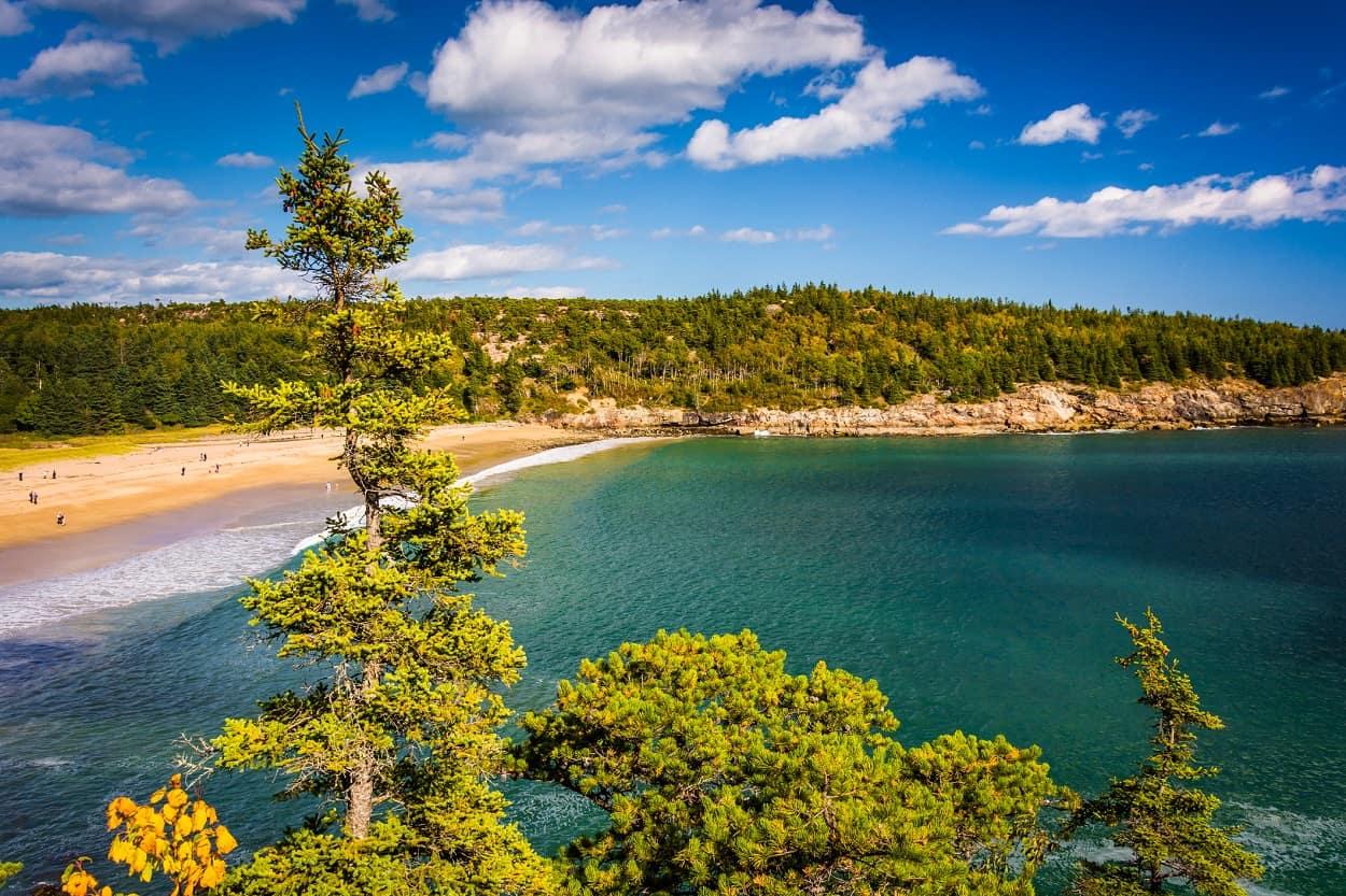 Sand Beach, Acadia National Park, Maine