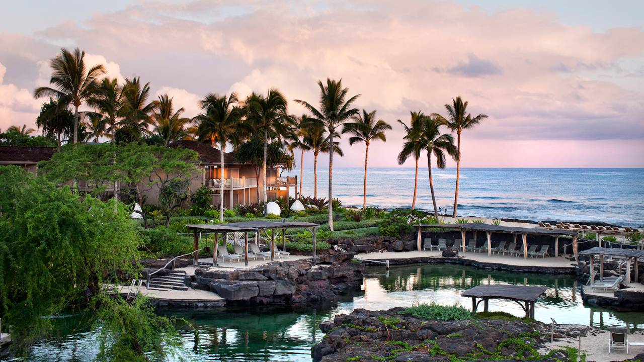 Four Seasons Resort Hualalai, Kailua-Kona, Hawaii