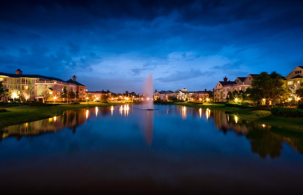 Disney's Saratoga Springs Resort & Spa, Lake Buena Vista, Florida