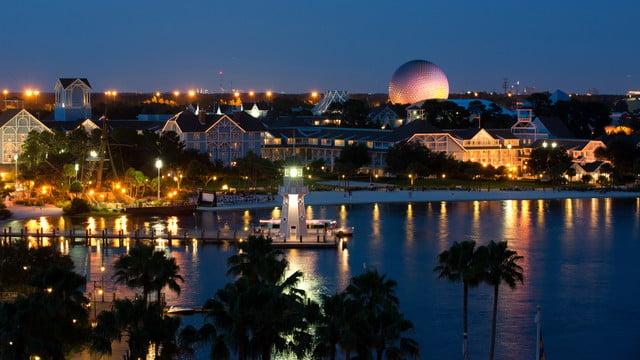 Disney's Beach Club Villas, Lake Buena Vista, Florida