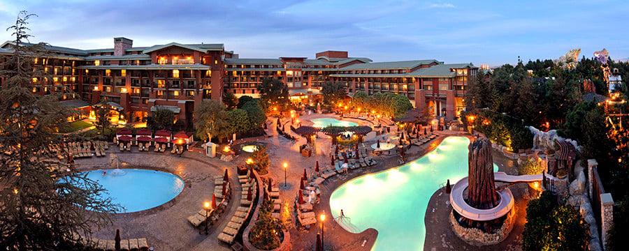 The Villas at Disney's Grand Californian Hotel & Spa, Anaheim, California