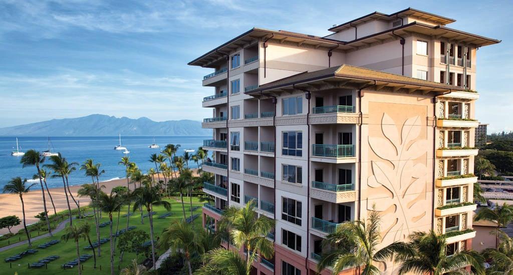 Marriott's Maui Ocean Club, Lahaina, Hawaii