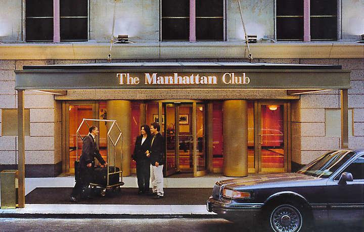 The Manhattan Club, New York City, New York