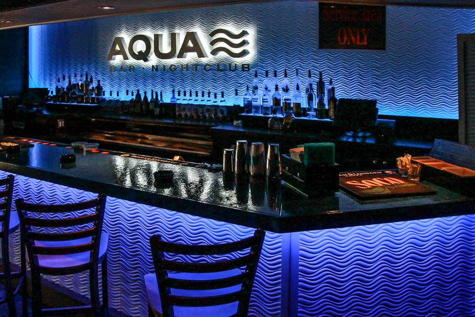 Aqua Nightclub, Keywest, Florida