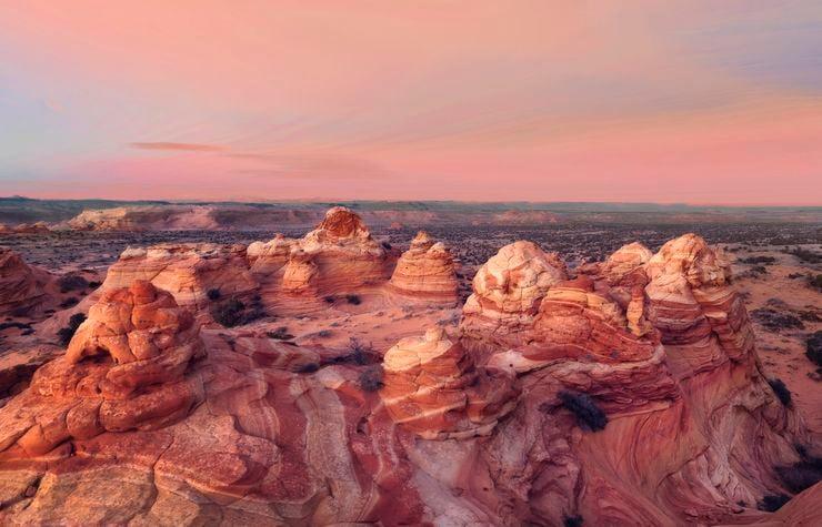 Vermilion Cliffs, Arizona/Utah