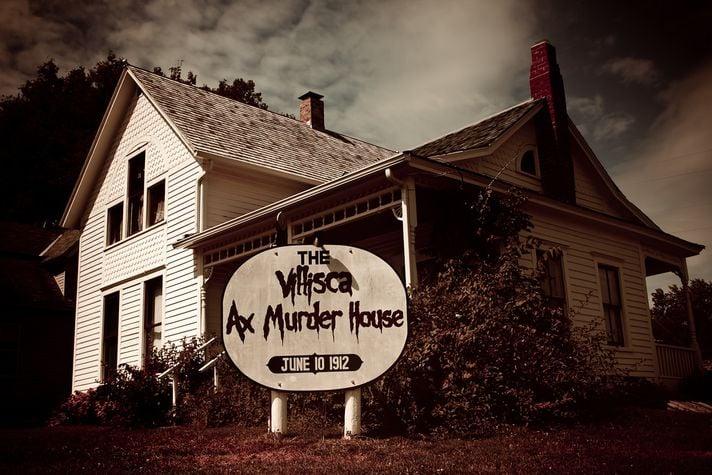 Villisca Axe Murder House, Villisca, Iowa