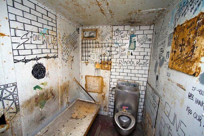 West Virginia State Penitentiary, Moundsville, West Virginia