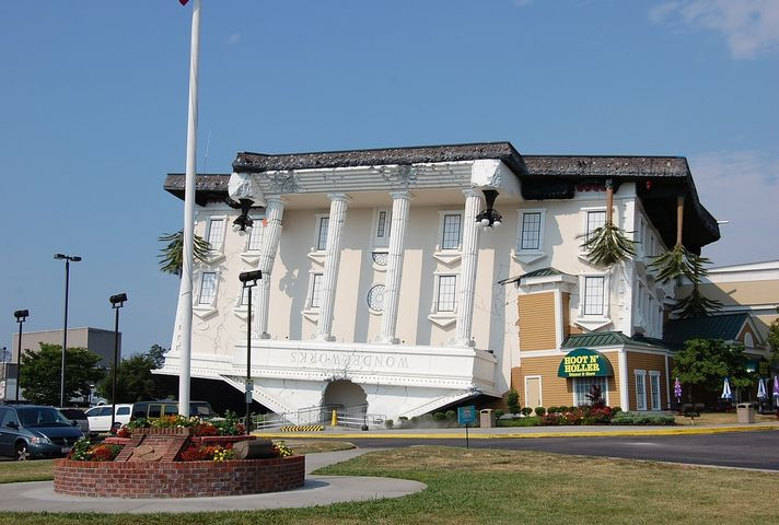 Wonderworks, Pigeon Forge, TN