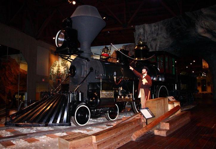 California State Railroad Museum, Sacramento