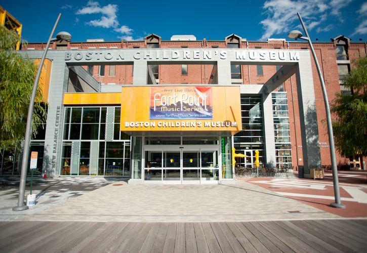 Boston Children's Museum, Boston, MA