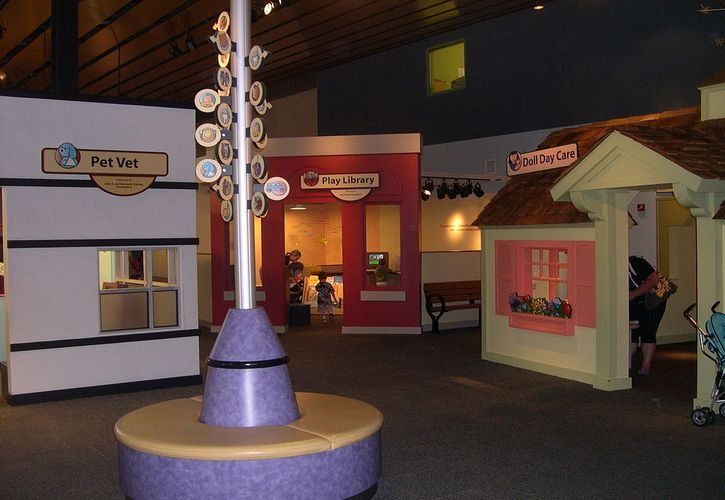 Kohl Children's Museum, Chicago, IL
