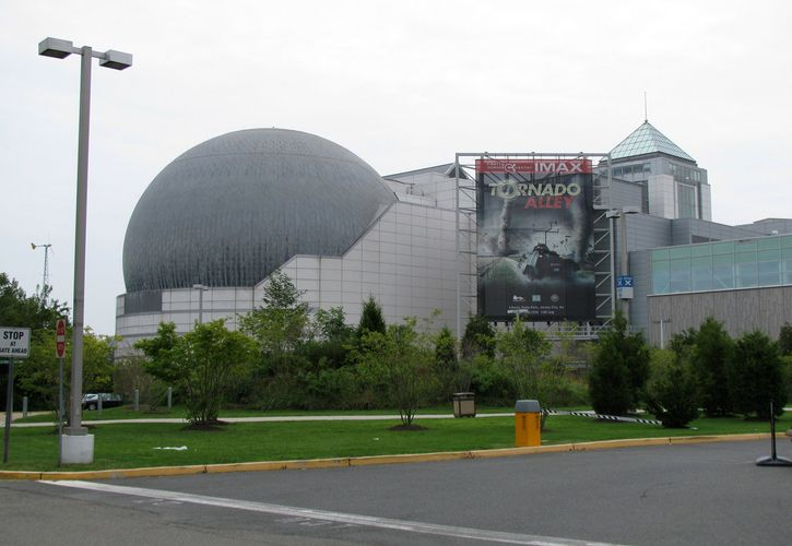 Liberty Science Center, Jersey City, NJ