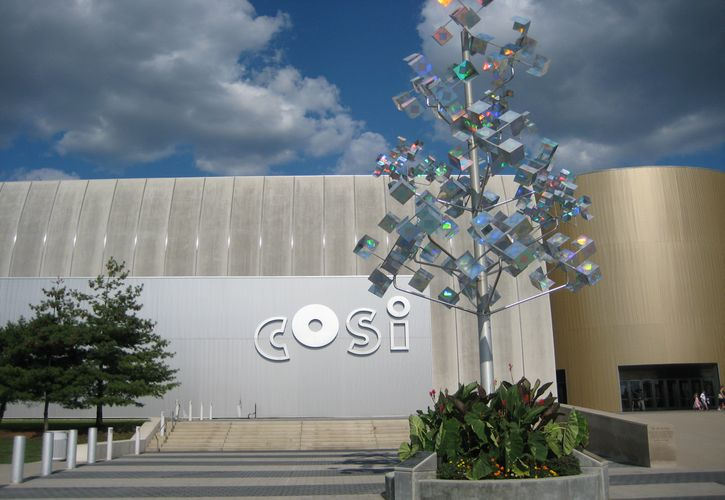 COSI (Center of Science and Industry), Columbus, OH
