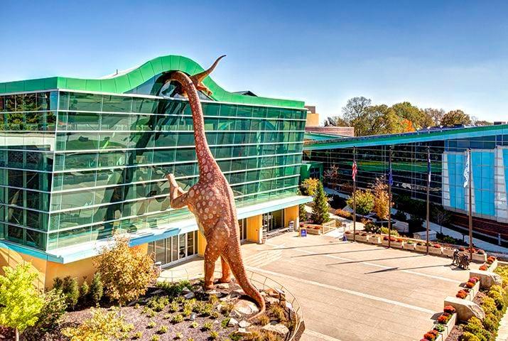 Children's Museum Indianapolis, Indianapolis, IN
