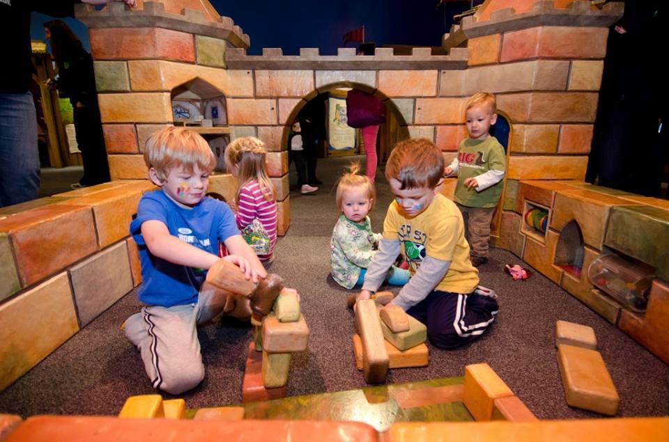 Minnesota Children's Museum, St. Paul, MN