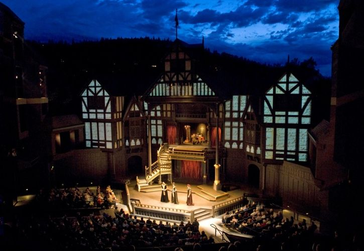 Oregon Shakespeare Festival, Ashland, Oregon