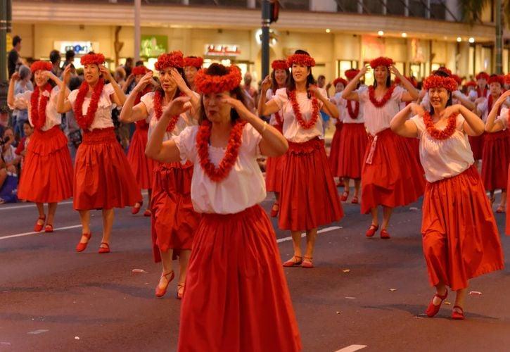 Aloha Festivals, Hawaii