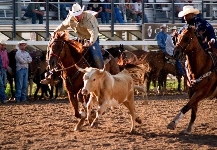 Cheyenne Frontier Days - Cheyenne, Wyoming