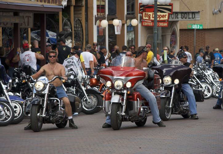 Sturgis Motorcycle Rally, Sturgis, South Dakota