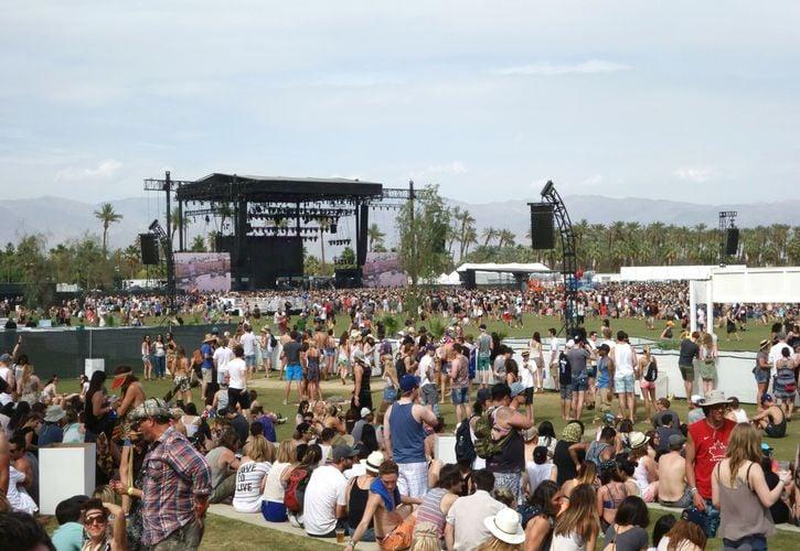 Coachella Valley Music and Arts Festival, Indio, California