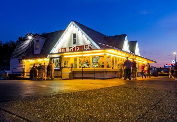 Ted Drewes Frozen Custard, Saint Louis, Missouri