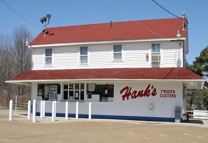 Hank's Frozen Custard, Meadville, Pennsylvania
