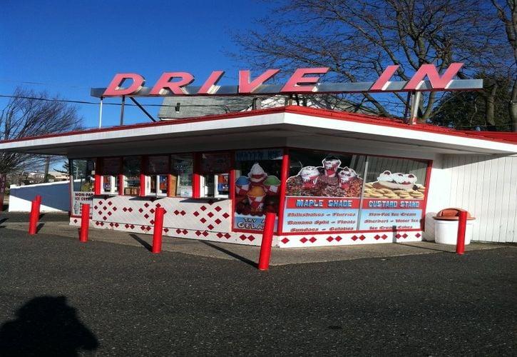 Maple Shade Custard Stand, Maple Shade, New Jersey