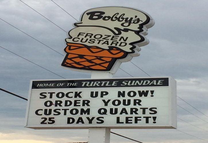 Bobby's Frozen Custard Inc., Maryville, Illinois