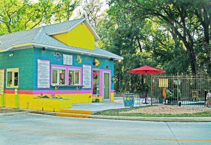 DeNucci's Soft Serve, Fernandina Beach, Florida