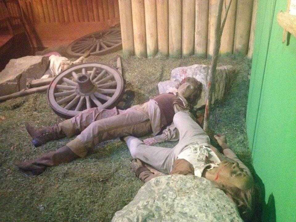 Niagara's Wax Museum of History
