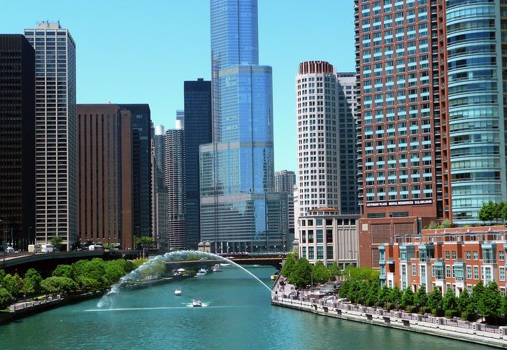 Chicago/Great Lakes Region, Illinois
