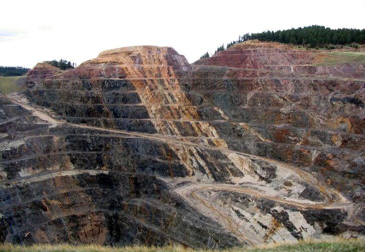 Homestake Gold Mine
