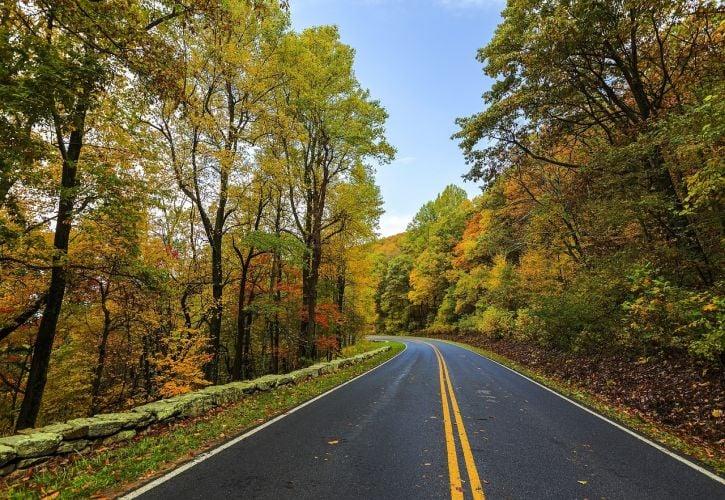 Skyline Drive Scenic Highway