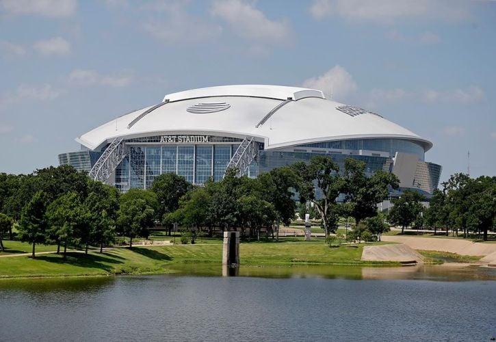 AT&T Stadium, Arlington, Texas