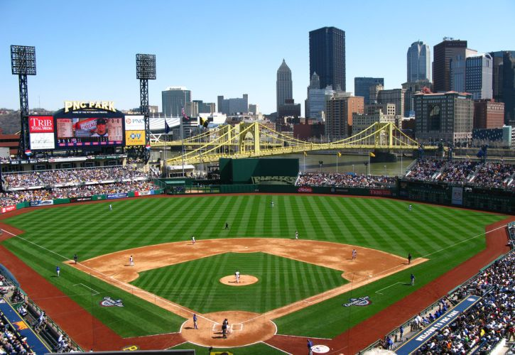 PNC Park, Pittsburgh, Pennsylvania