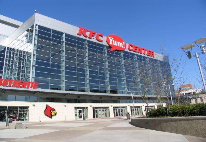 KFC Yum! Center, Louisville, Kentucky