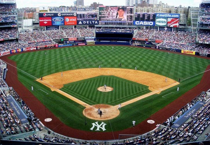 New Yankee Stadium, New York