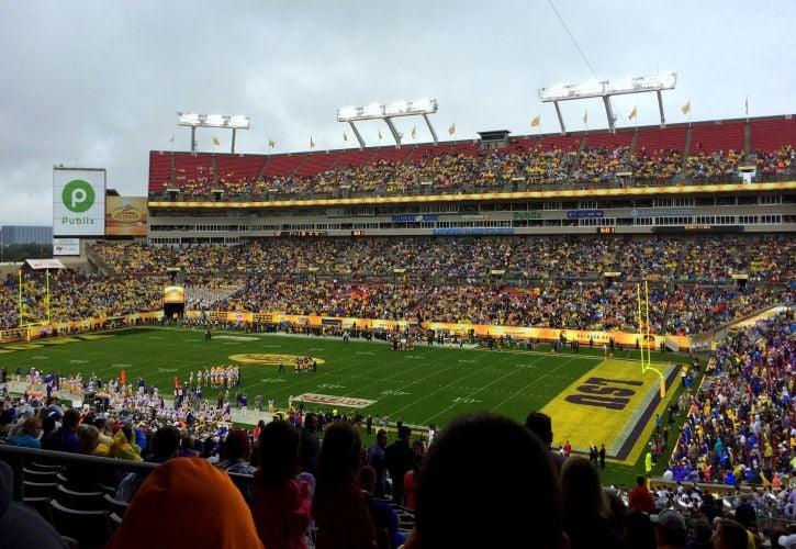 Raymond James Stadium, Tampa Bay