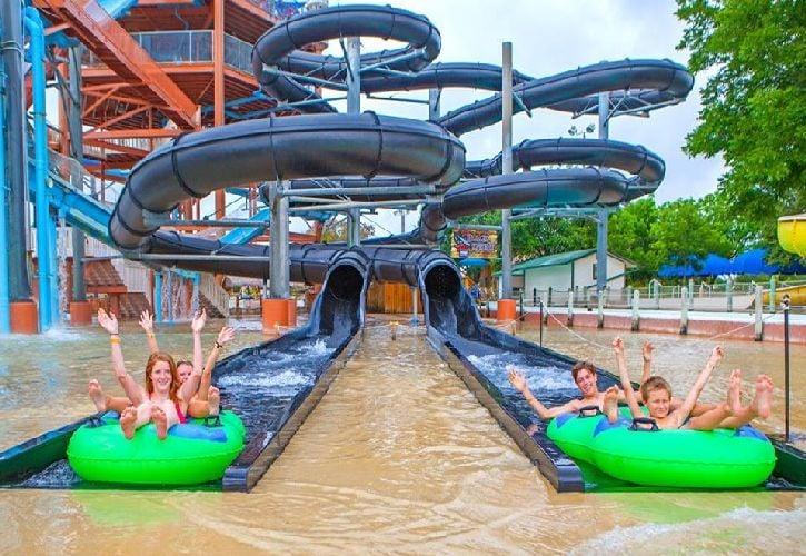 Schlitterbahn Water Park, Texas