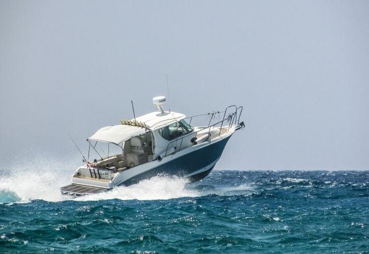 Power Boating in San Diego Bay